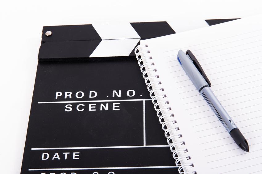 Ohne Drehbuch gibt es keine zielorientierte Filmproduktion.