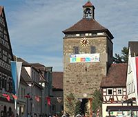 Auf geht´s zum Frühlingsmarkt nach Scheinfeld am 14. Mai