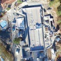 Freibad Scheinfeld - Luftaufnahmen dokumentieren Baufortschritt